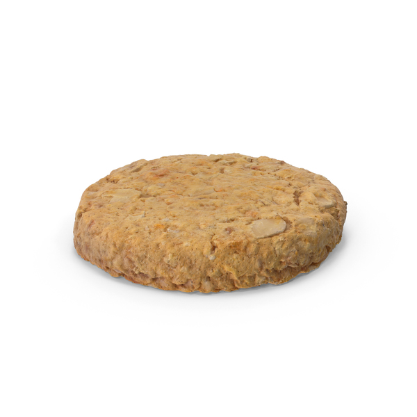 Oat Flakes Cracker PNG & PSD Images