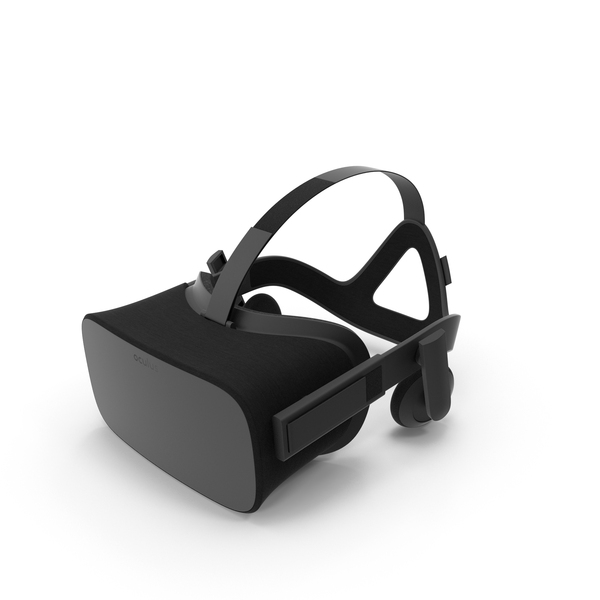 Occulus Rift Headset PNG & PSD Images