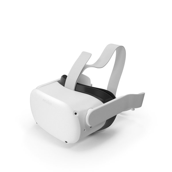 Virtual Reality Goggles: Oculus Quest 2 All in One Gaming Headset PNG & PSD Images