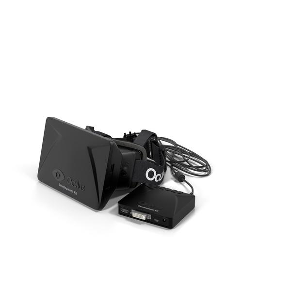 Oculus Rift Dev Kit PNG & PSD Images