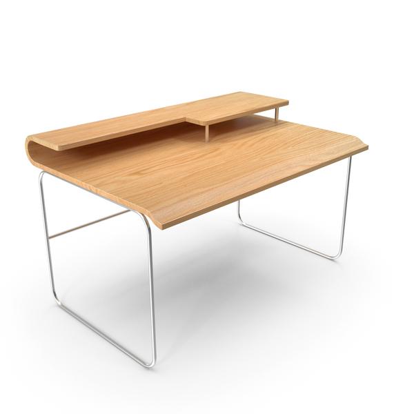 Offi Wave Writing Desk PNG & PSD Images