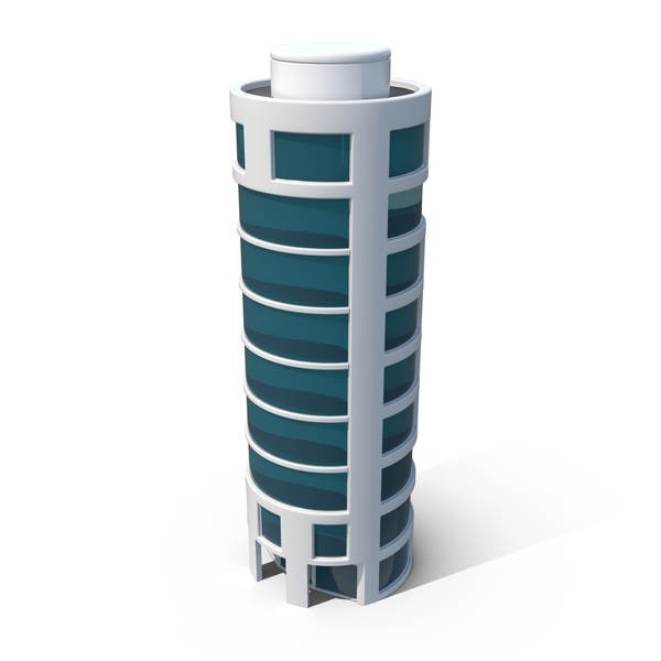 Office Building Concept PNG & PSD Images