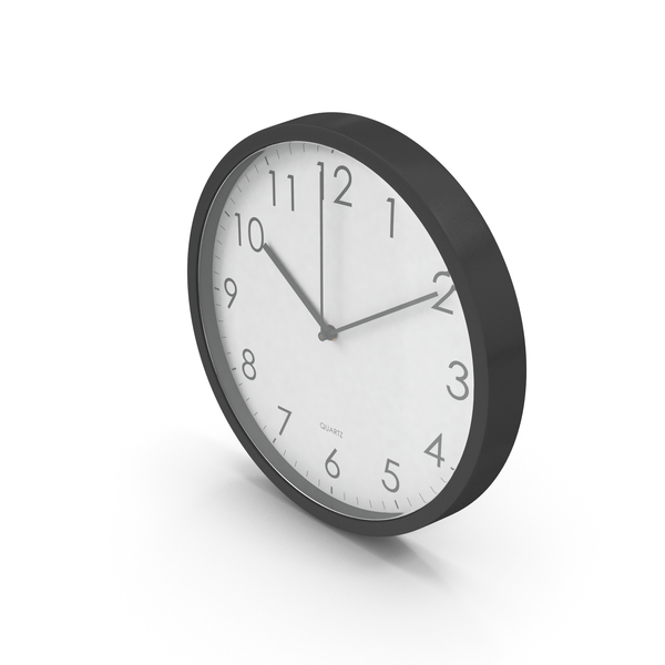 Office Clock PNG & PSD Images
