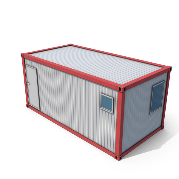 Cargo: Office Container PNG & PSD Images