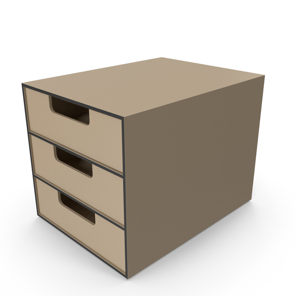 Dresser: Office Drawer PNG & PSD Images