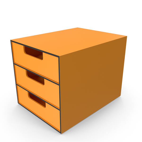 Personal Organizer: Office Drawer PNG & PSD Images