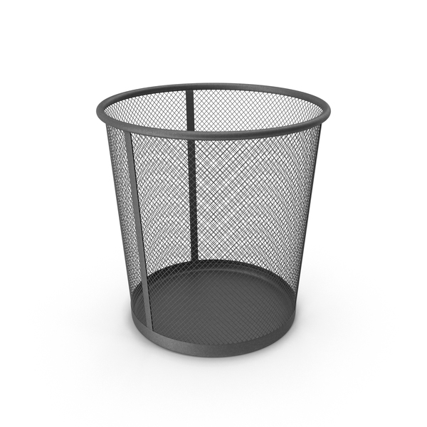 Office Wastebasket PNG & PSD Images