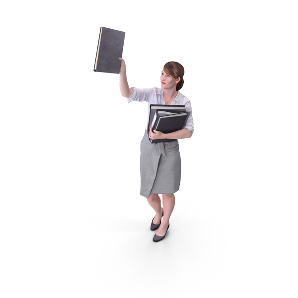 Office Woman PNG & PSD Images
