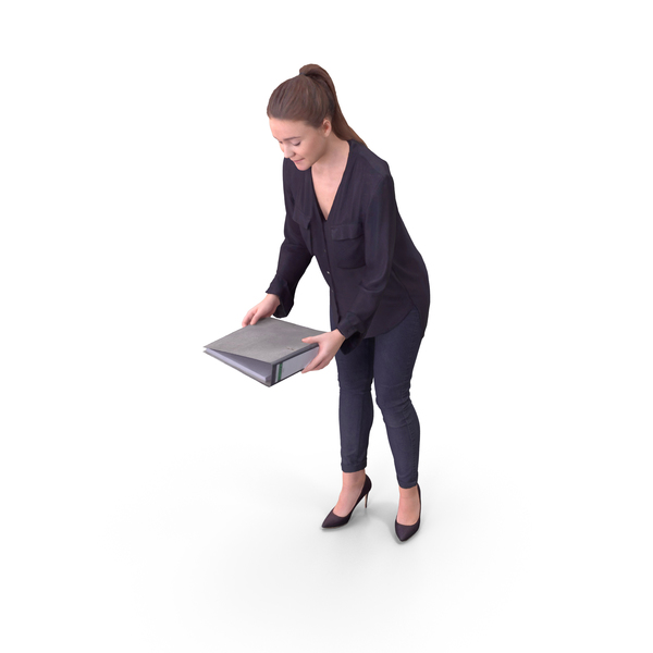 Businesswoman: Office Woman PNG & PSD Images