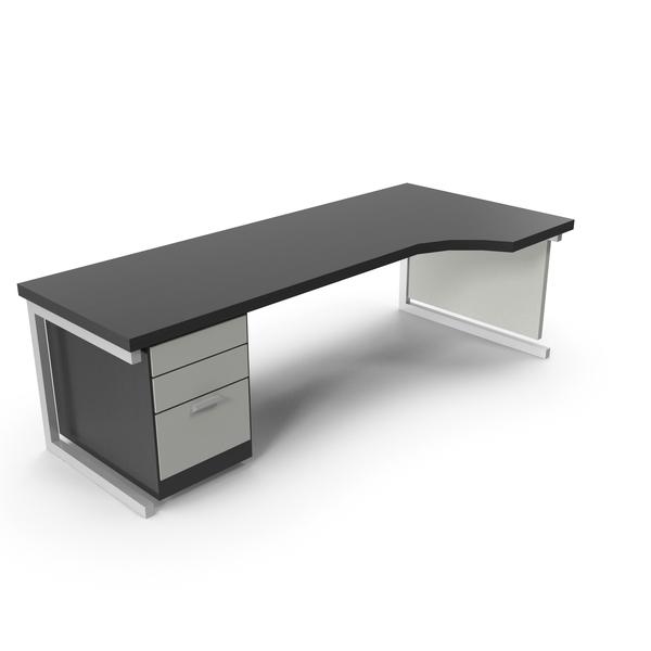 Office Workstation Desk PNG & PSD Images