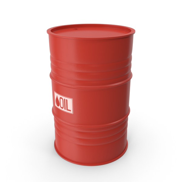 Drum: Oil Barrel PNG & PSD Images