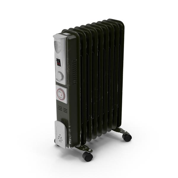 Oil Filled Radiator PNG & PSD Images
