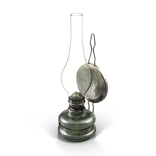 Oil Lamp Object
