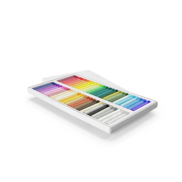 Oil Pastels PNG & PSD Images