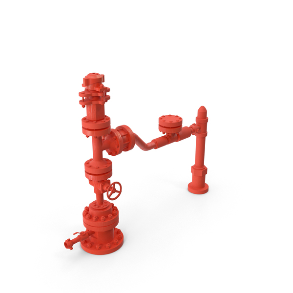 Oil Pump Jack Stuffing Box PNG & PSD Images