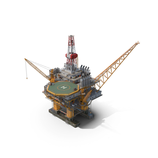 Platform: Oil Rig PNG & PSD Images