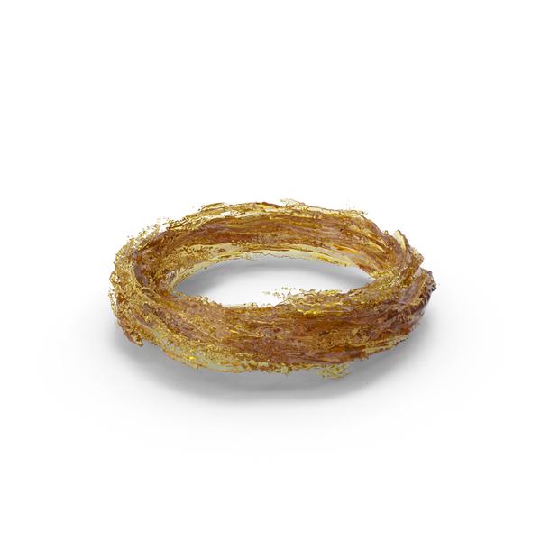 Splash: Oil Ring PNG & PSD Images