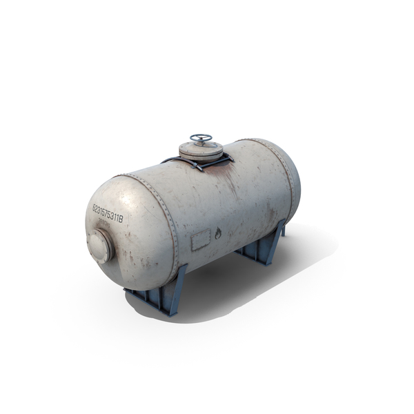 Oil Tank Container Old PNG & PSD Images