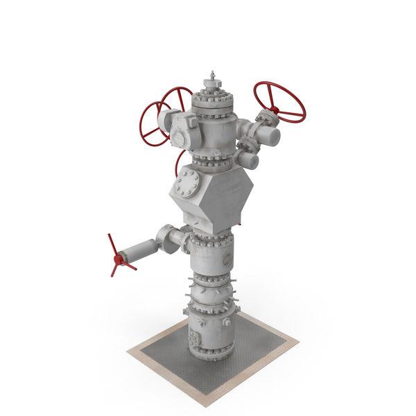 Oil Wellhead PNG & PSD Images