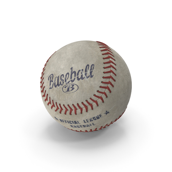 Old Baseball PNG & PSD Images