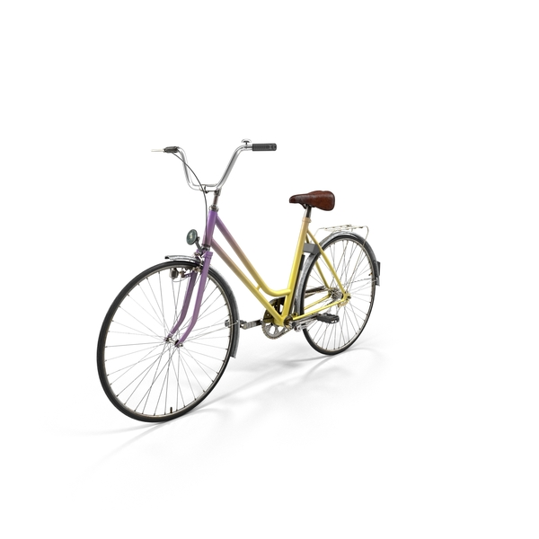 Old Bicycle PNG & PSD Images