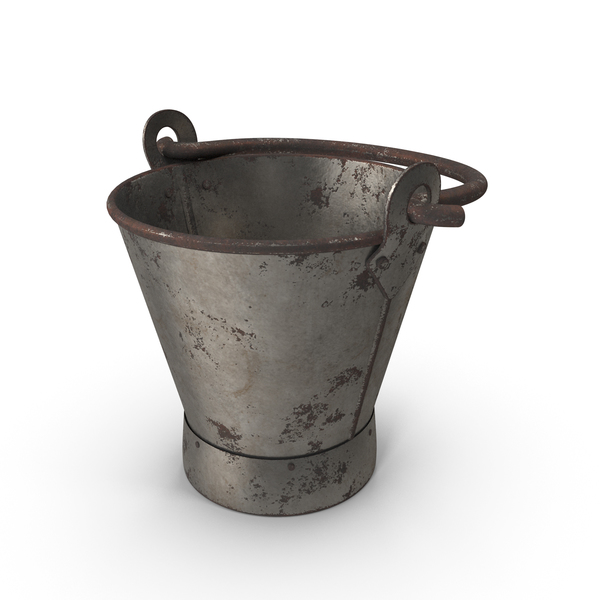 Old Bucket PNG & PSD Images