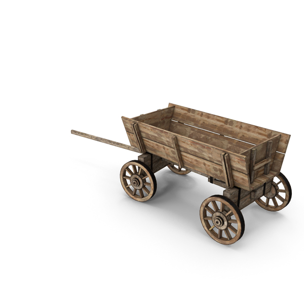 Old Cart PNG & PSD Images