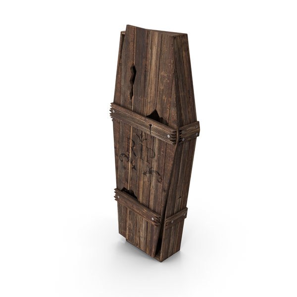 Old Coffin PNG & PSD Images