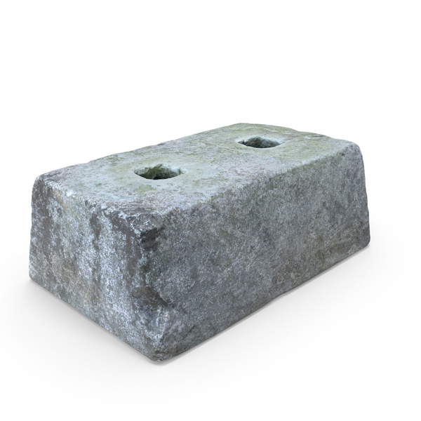 Old Concrete Block PNG & PSD Images