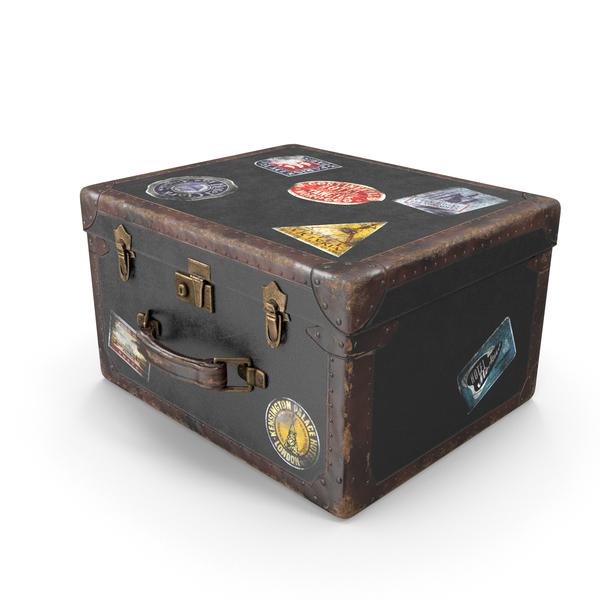 Old Luggage PNG & PSD Images