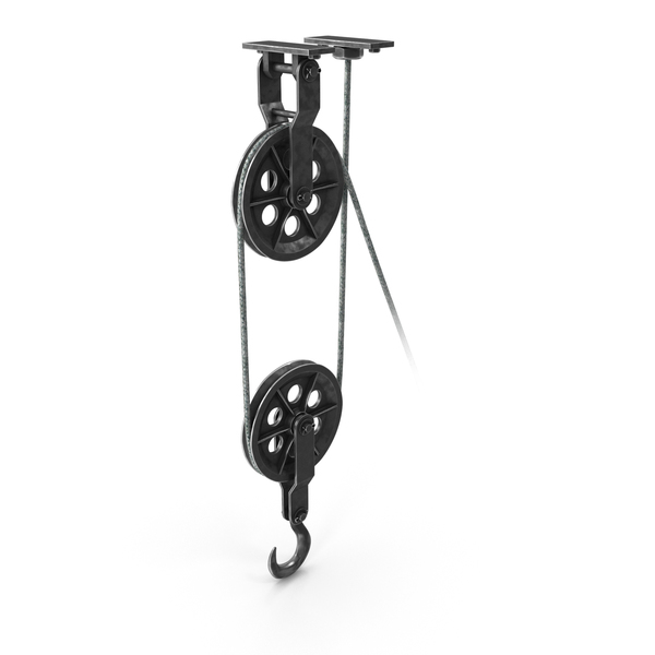 Old Pulley PNG & PSD Images