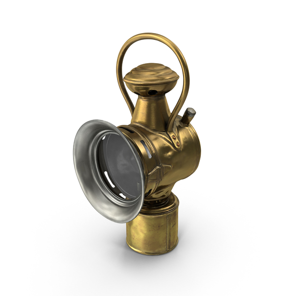 Old Rail Lamp PNG & PSD Images