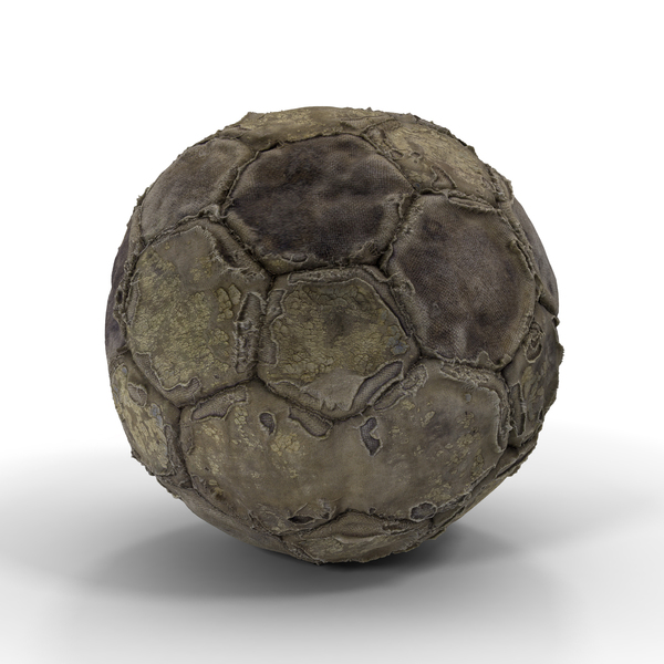 Old Soccer Ball PNG & PSD Images