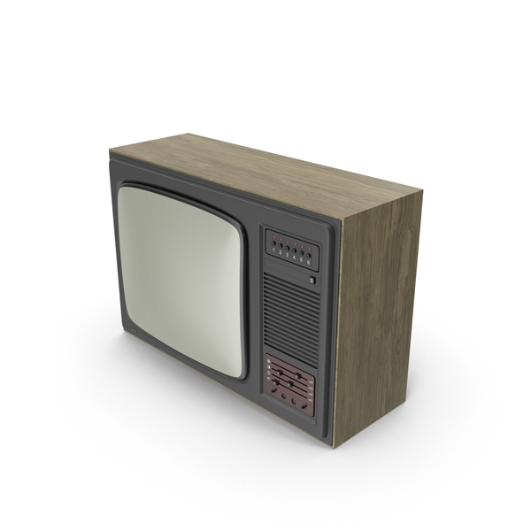 Old TV PNG & PSD Images