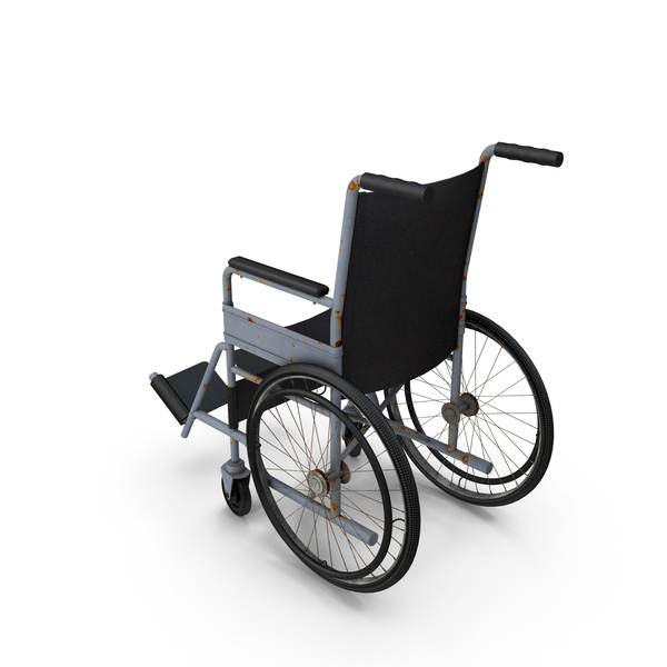 Old Wheelchair PNG & PSD Images