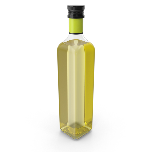 Olive Oil Bottle PNG & PSD Images