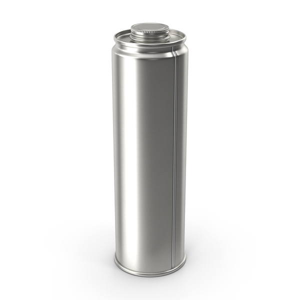 Olive Oil Metal Can 1 Liter PNG & PSD Images