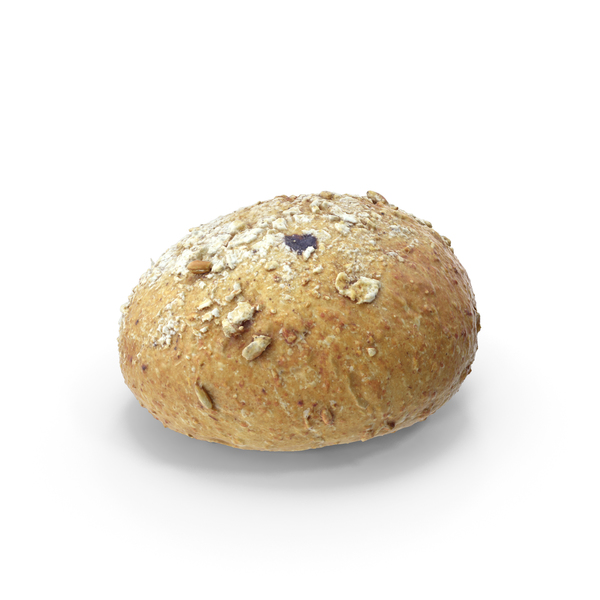 Olive Rye Bread PNG & PSD Images