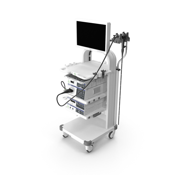 Olympus Evis Exera Endoscope PNG & PSD Images