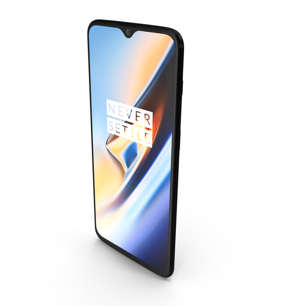 OnePlus 6T Midnight Black PNG & PSD Images
