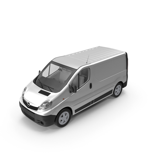Opel Vivaro 2013 PNG & PSD Images