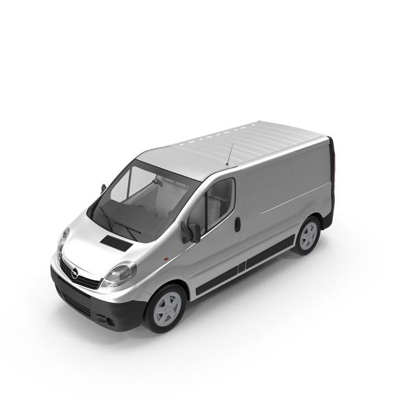 Opel Vivaro 2013 Object