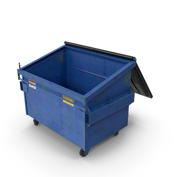 Open Dumpster PNG & PSD Images