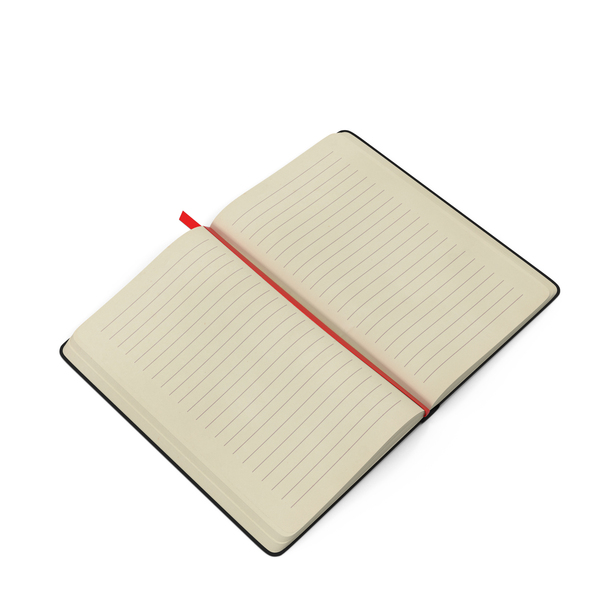 Notebook: Open Journal PNG & PSD Images