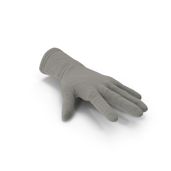 Gloves: Open Jute Glove PNG & PSD Images