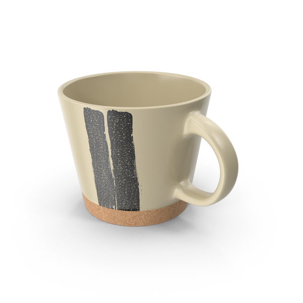 Coffee Cup: Open Lane Clay Mug PNG & PSD Images