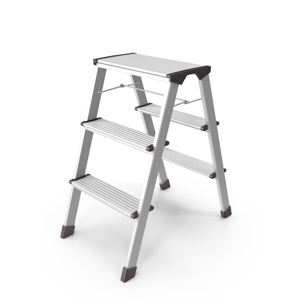 Open Step Ladder PNG & PSD Images