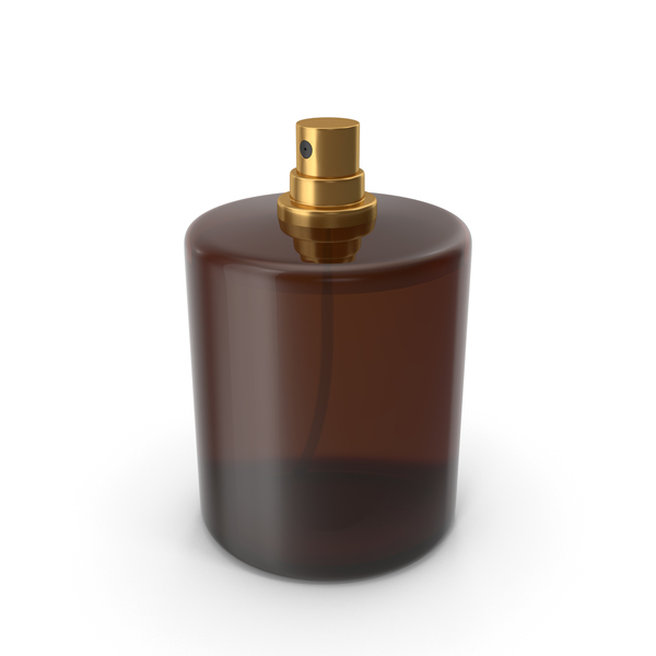 Opened Perfume Bottle PNG & PSD Images