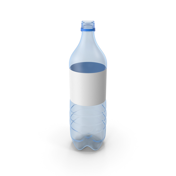 Opened Water Bottle PNG & PSD Images