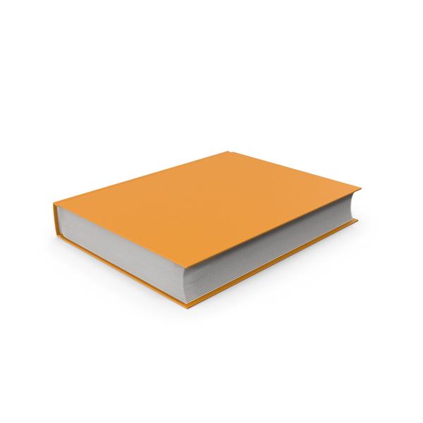 Orange Book PNG & PSD Images